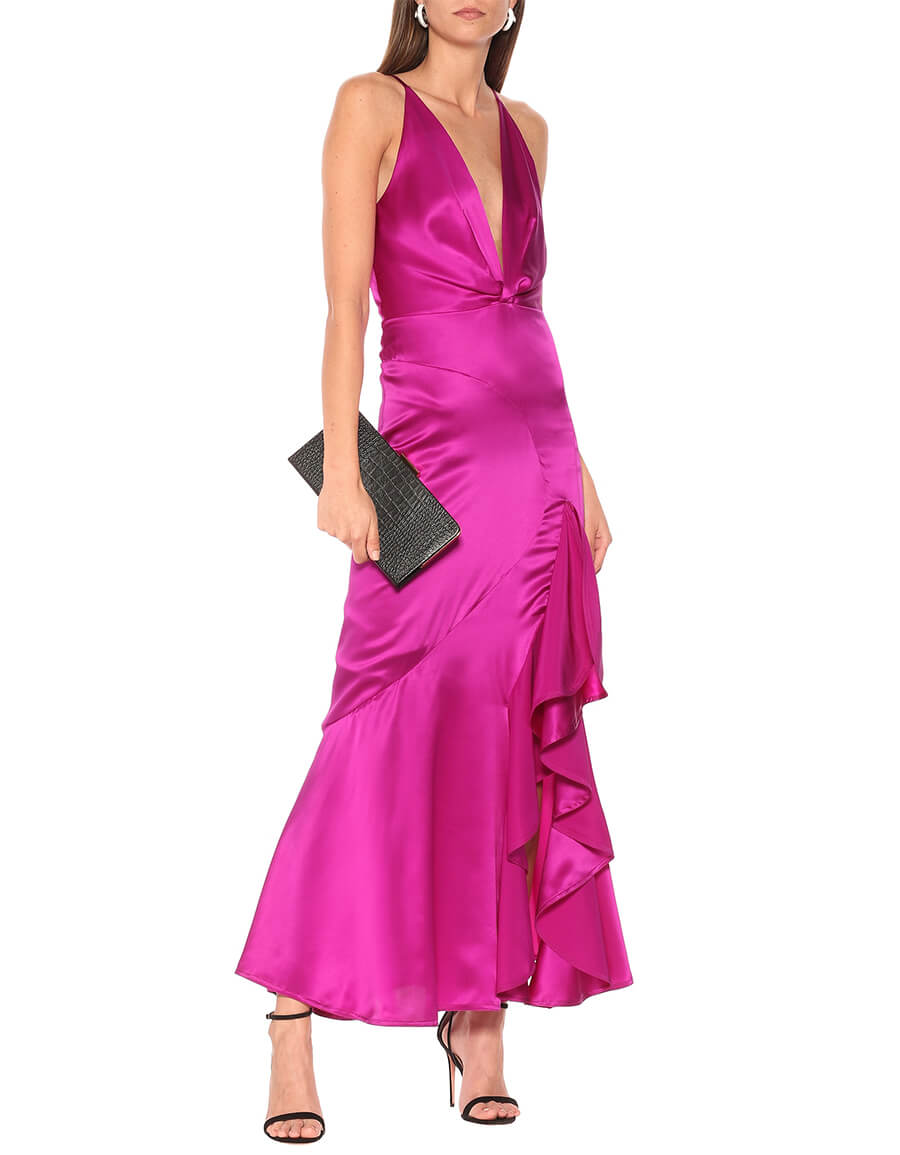 TOM FORD Exclusive to Mytheresa – Silk satin gown