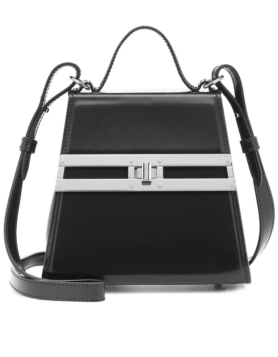 Y/PROJECT Doctor Mini leather shoulder bag