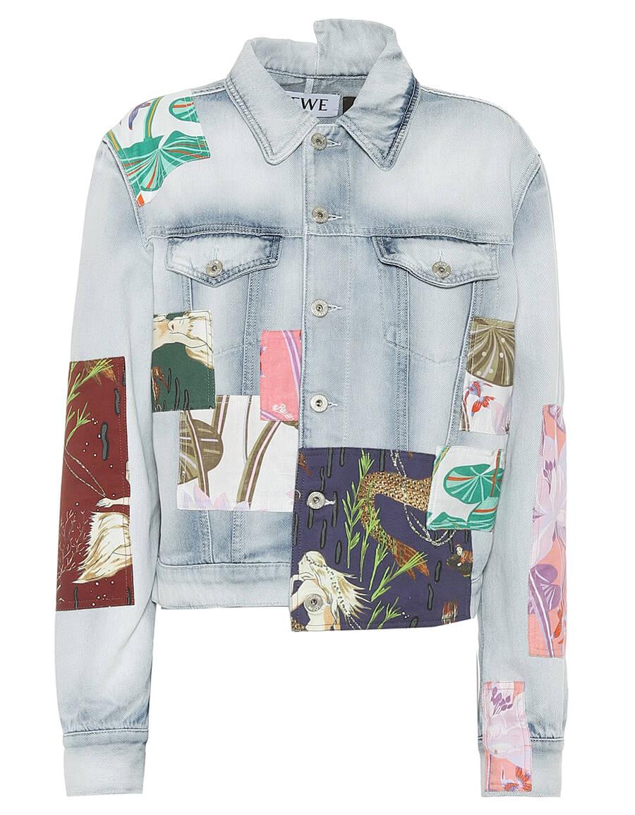 LOEWE Paula's Ibiza denim jacket