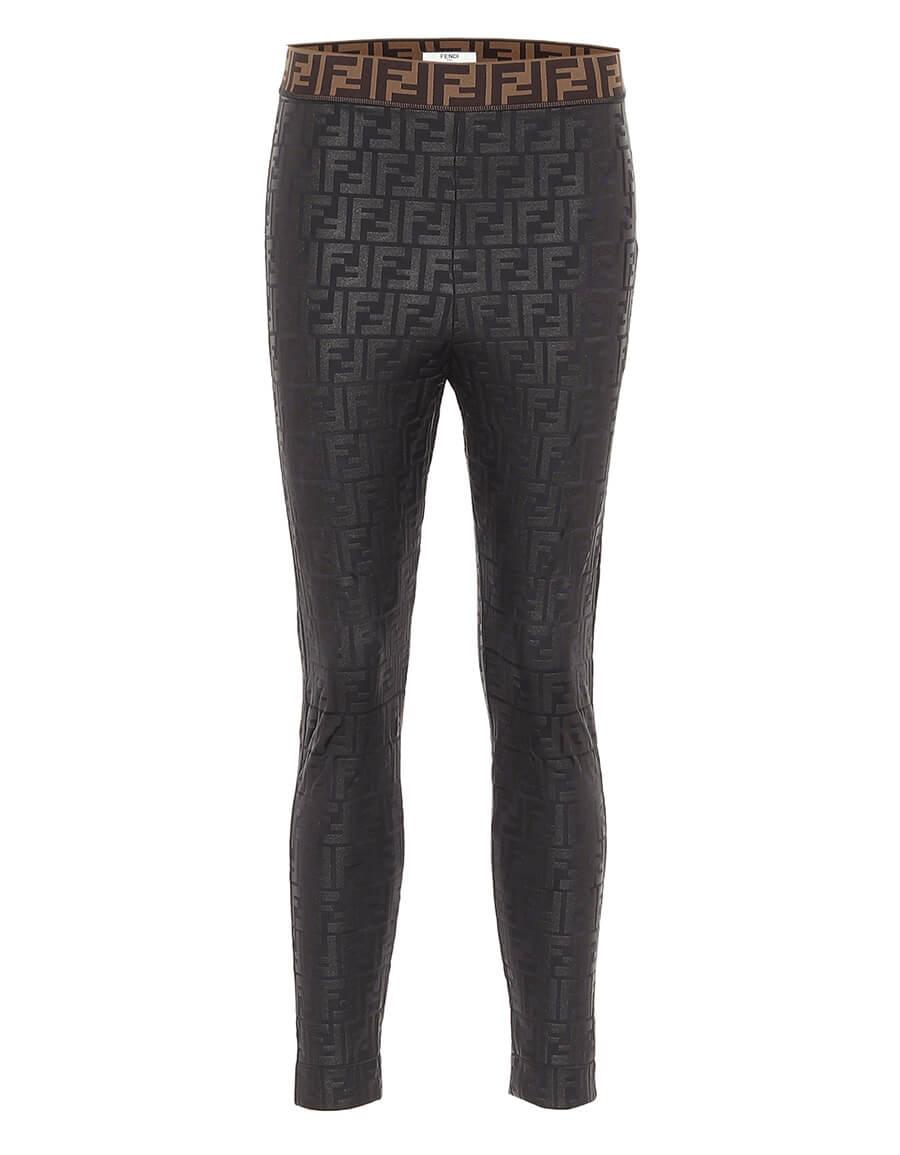 FENDI FF performance leggings