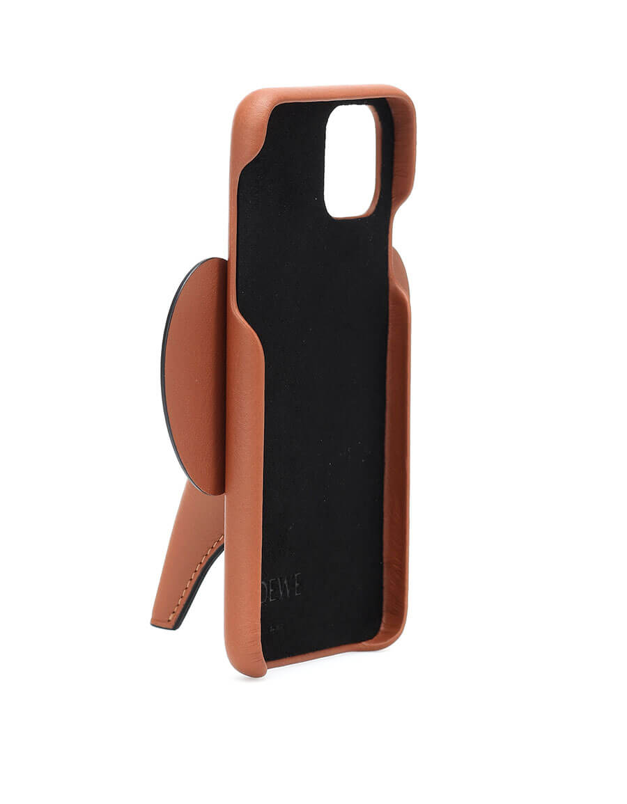 LOEWE Elephant leather iPhone 11 Pro Max case