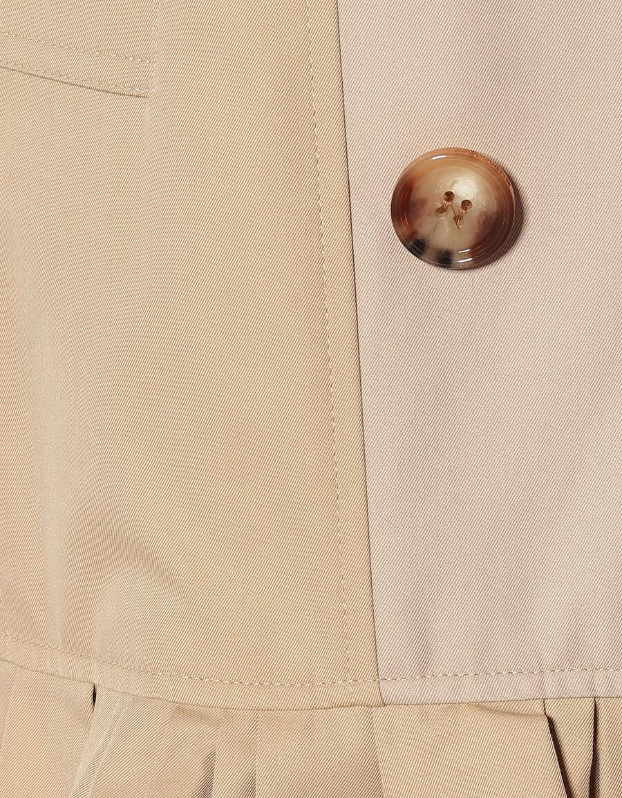 BURBERRY Clayhall cotton gabardine trench coat