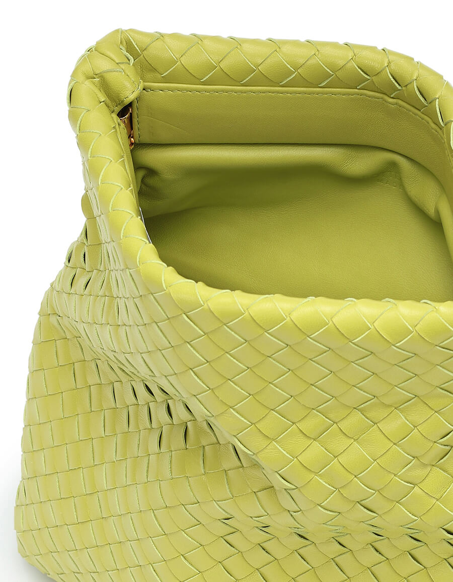 BOTTEGA VENETA BV Fold leather shoulder bag