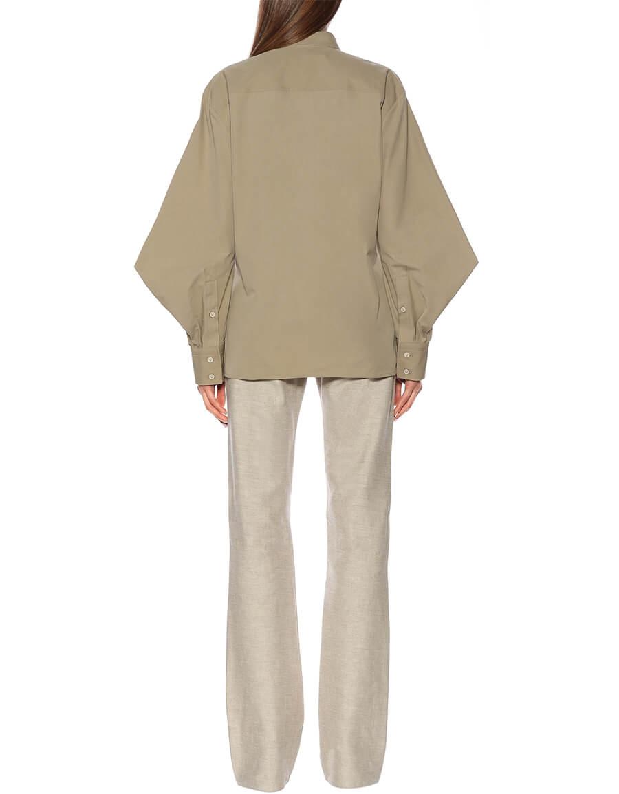 BOTTEGA VENETA Cotton blend shirt