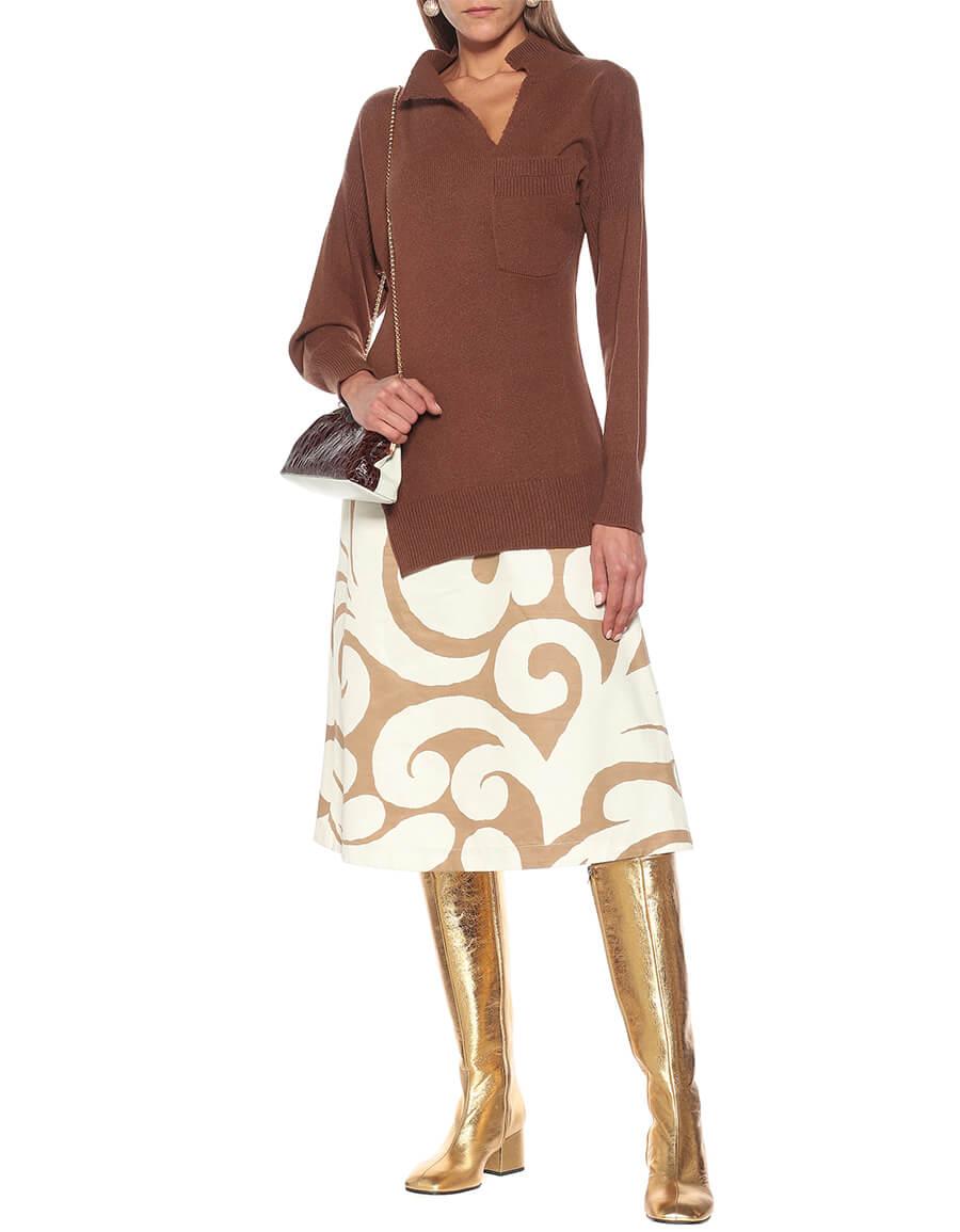 MARNI Cashmere blend sweater
