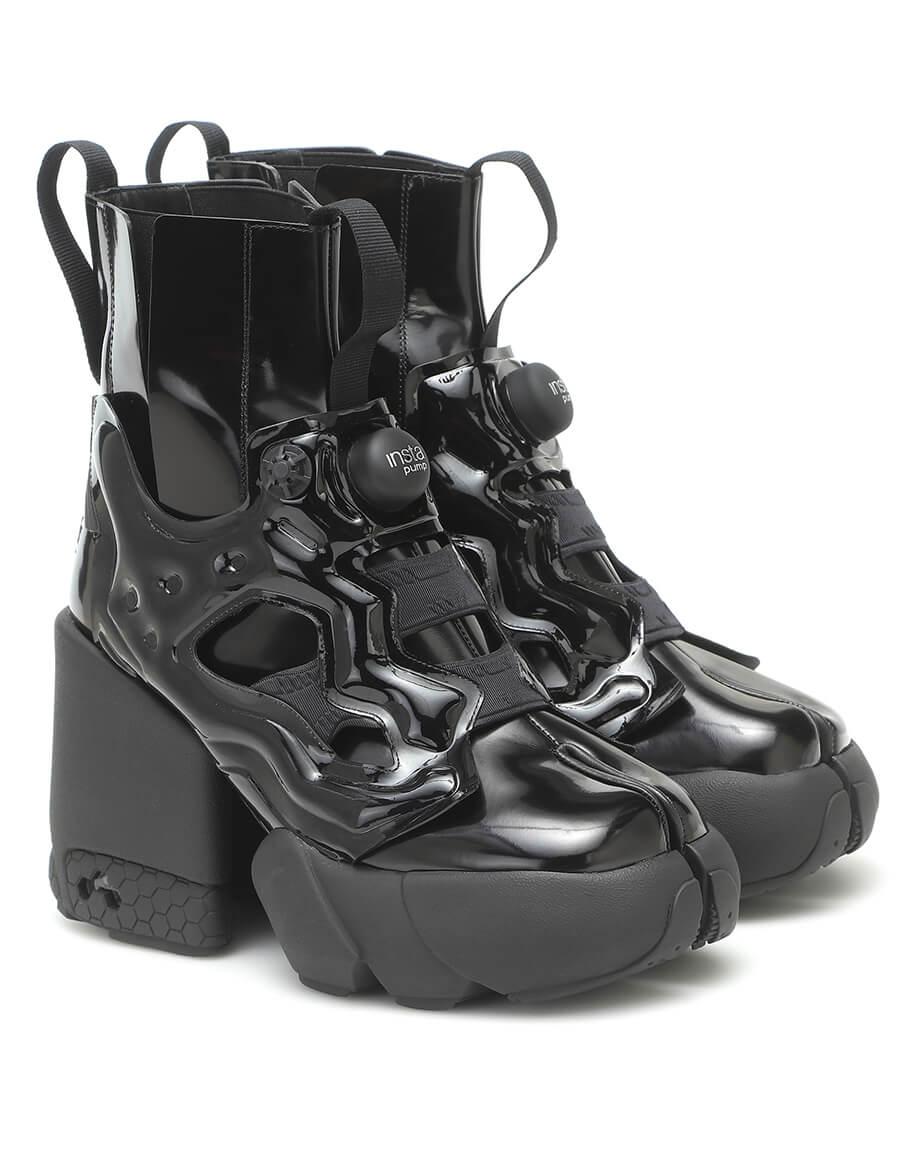 MAISON MARGIELA x Reebok Instapump Fury ankle boots