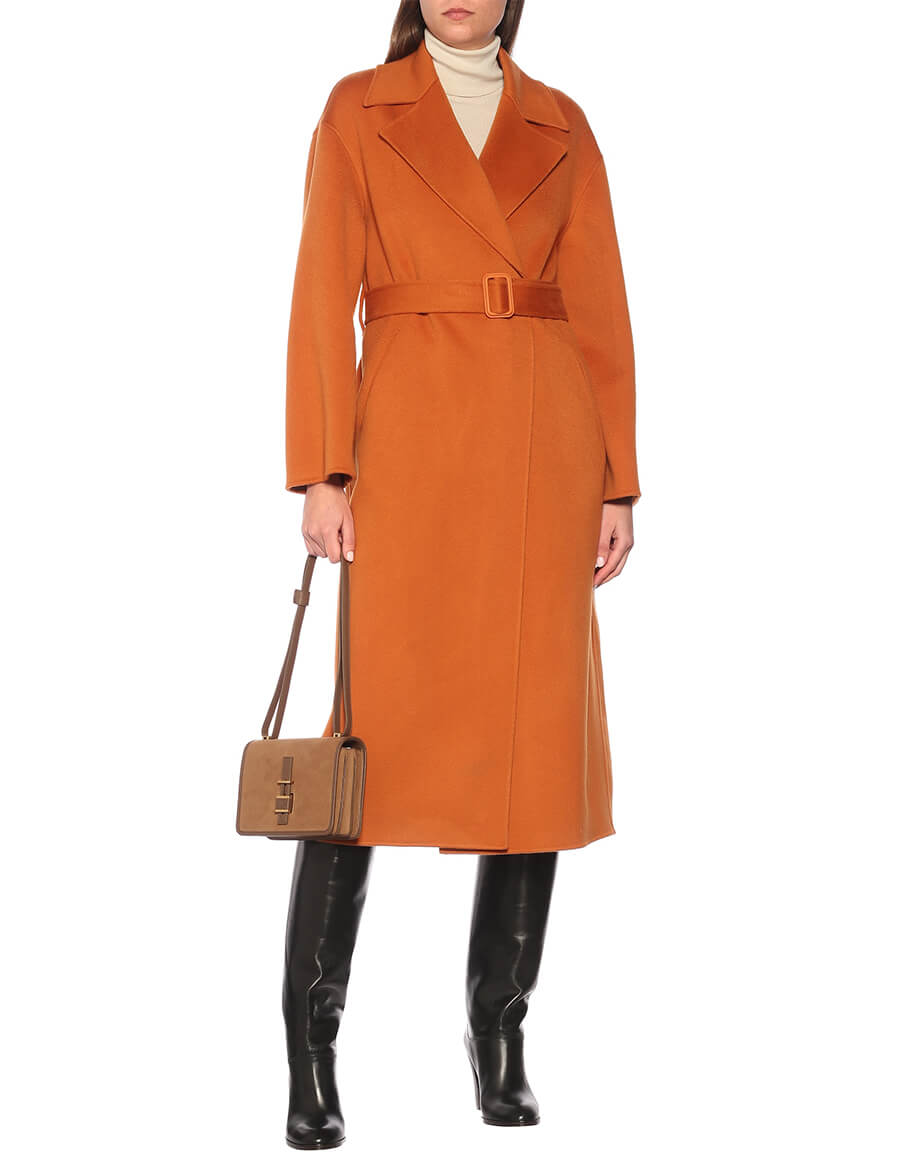 LORO PIANA Anson baby cashmere coat