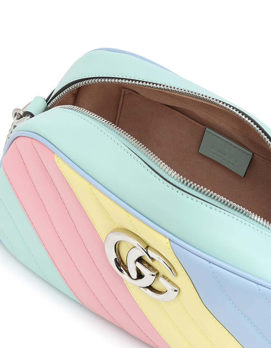 GUCCI GG Marmont Mini Camera shoulder bag