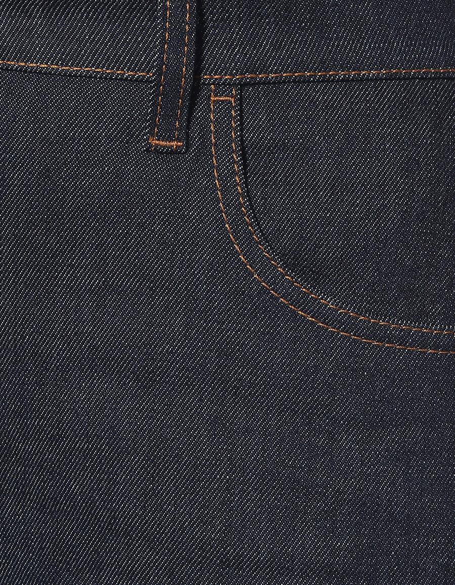 FENDI High rise straight jeans