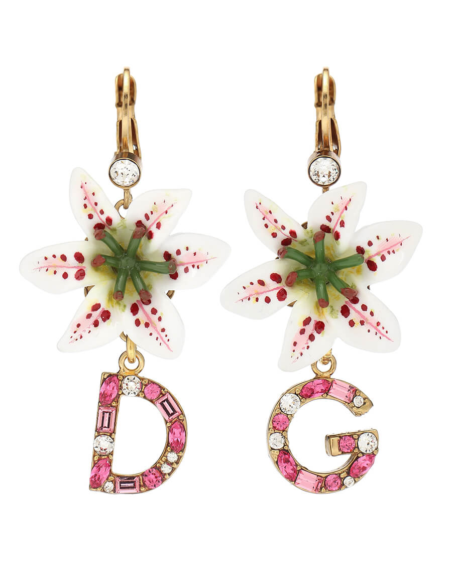 DOLCE & GABBANA Embellished earrings