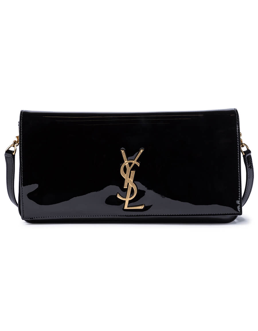 SAINT LAURENT Kate Baguette Small leather shoulder bag
