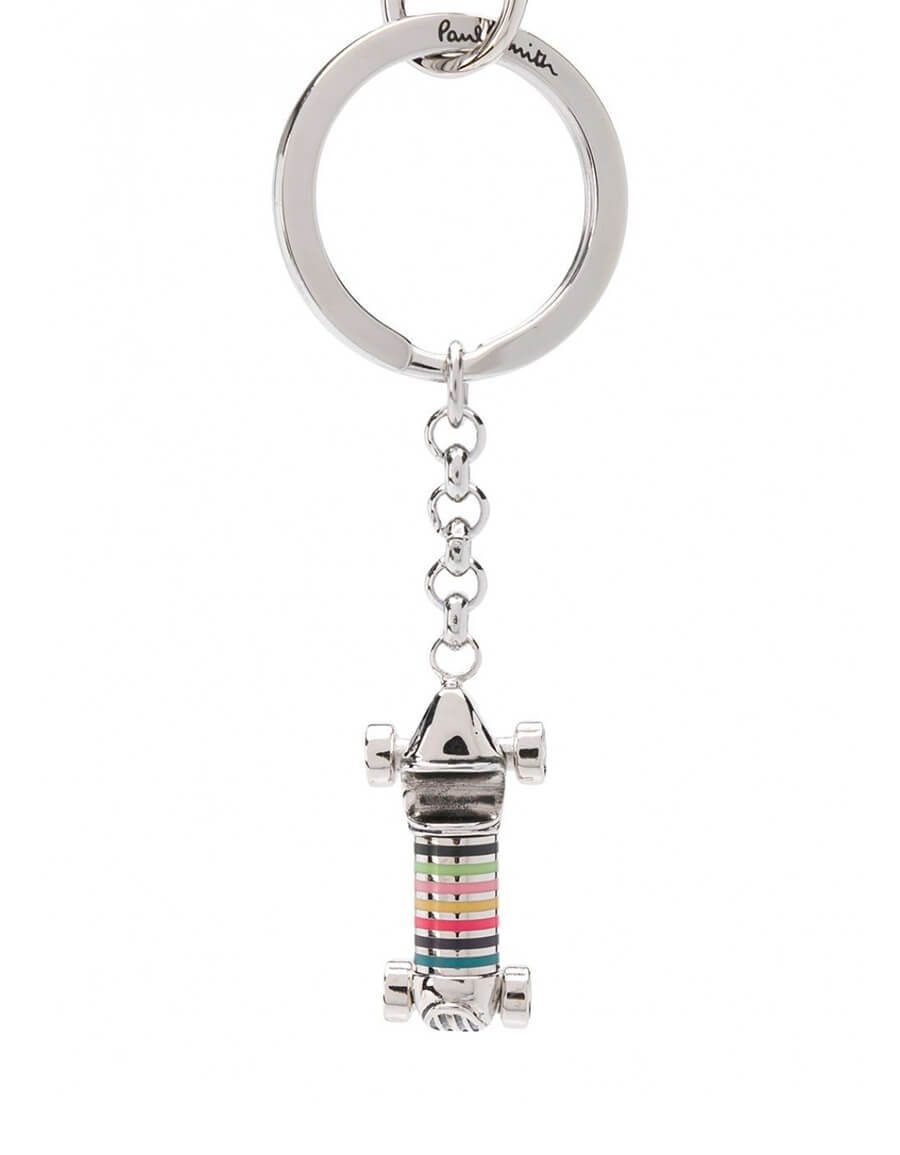 PAUL SMITH LOGO KEYRING