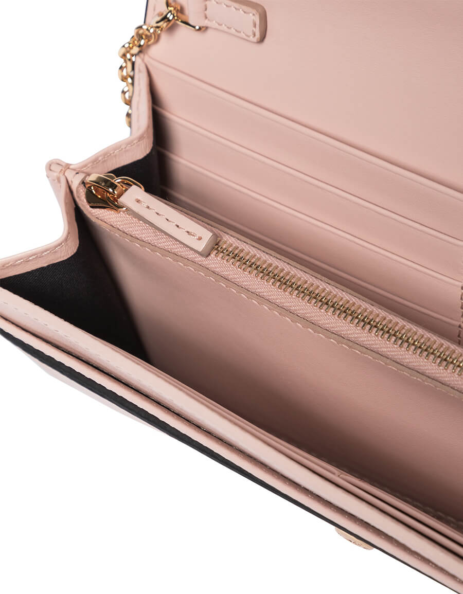 FENDI Leather clutch