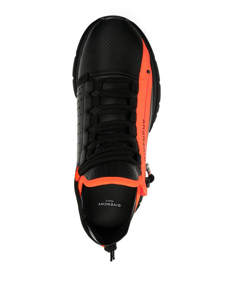 GIVENCHY SPECTRE LEATHER SNEAKER
