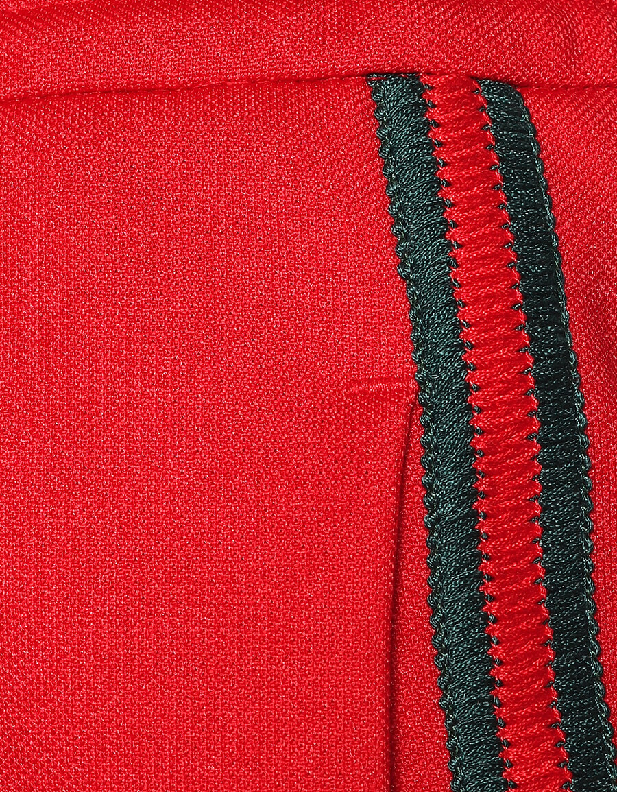 GUCCI Cotton blend trackpants