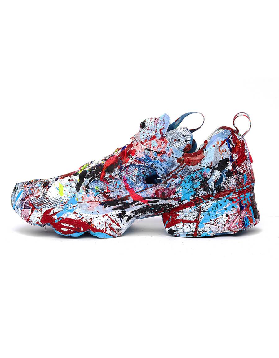 VETEMENTS Reebok The Masterpiece Sneakers