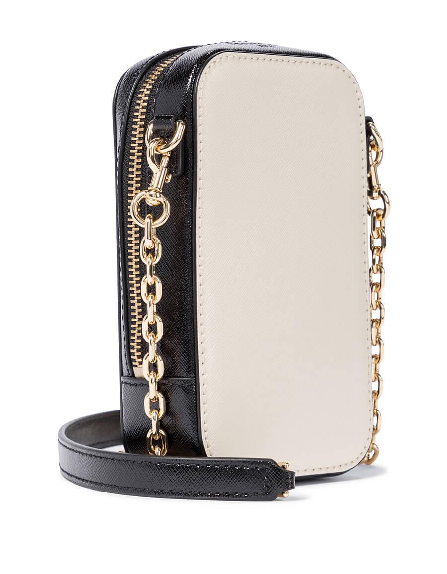 MARC JACOBS Hot Shot leather crossbody bag