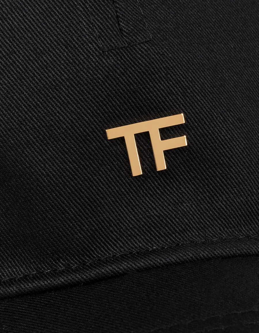 TOM FORD TF canvas baseball hat