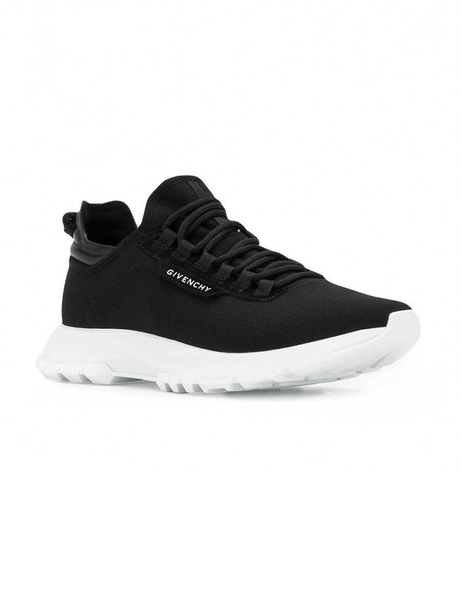 GIVENCHY SPECTRE LEATHER SNEAKERS