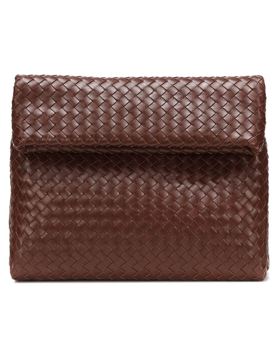 BOTTEGA VENETA BV Fold leather shoulder bag
