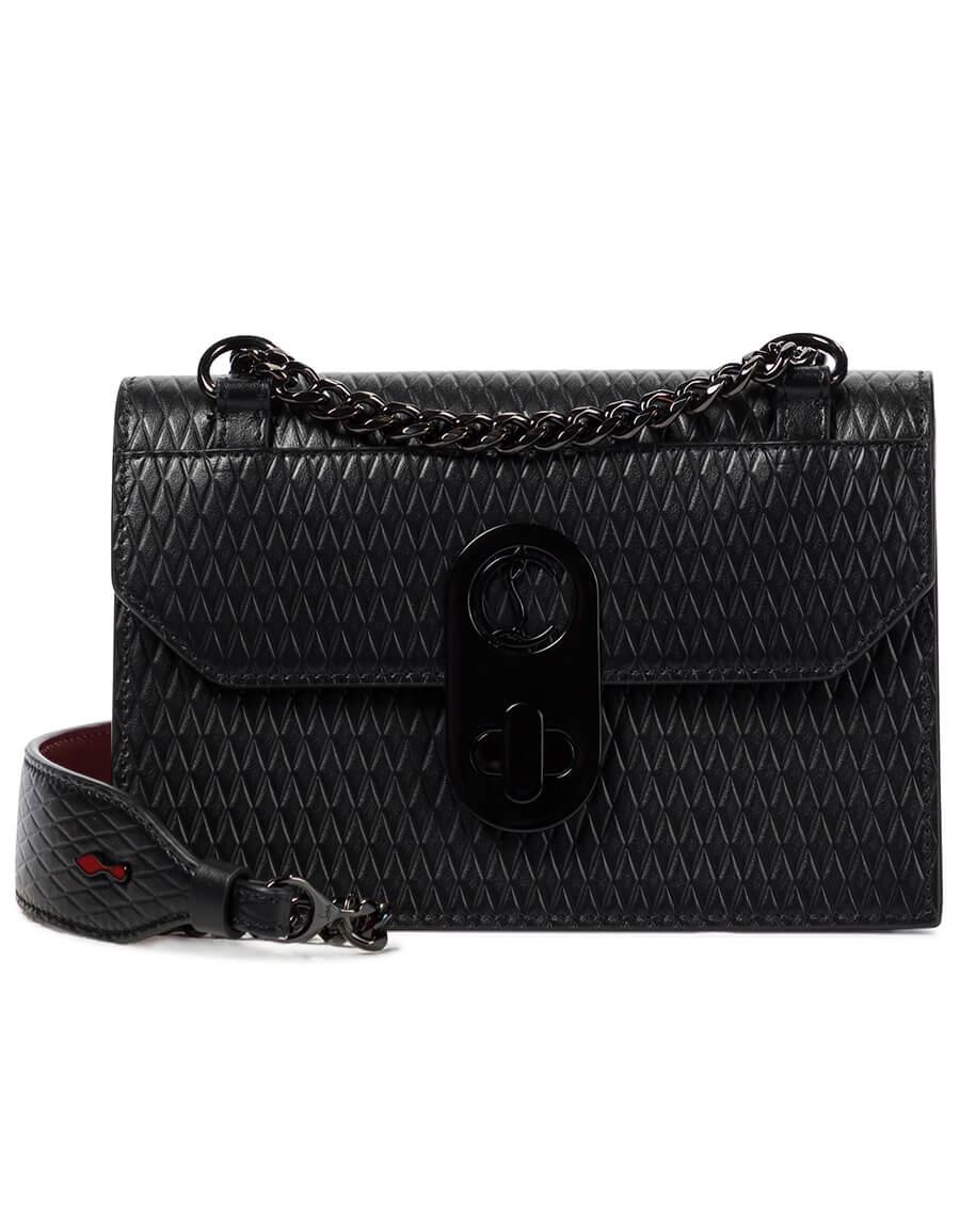 CHRISTIAN LOUBOUTIN Elisa Mini leather shoulder bag