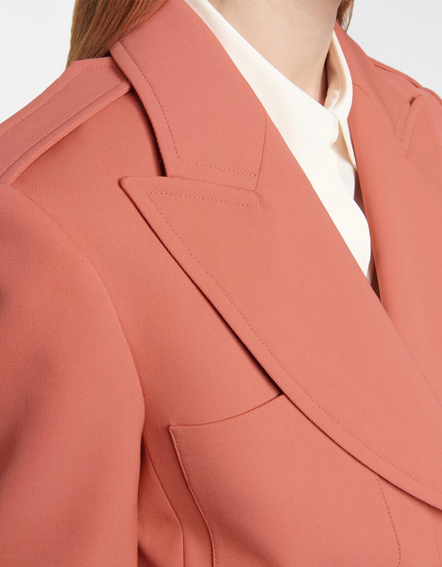 CHLOÉ Single breasted wool blazer