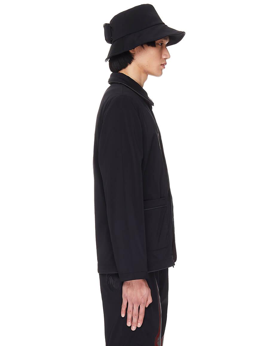 99% IS Black ATT 1% Printed Shirt