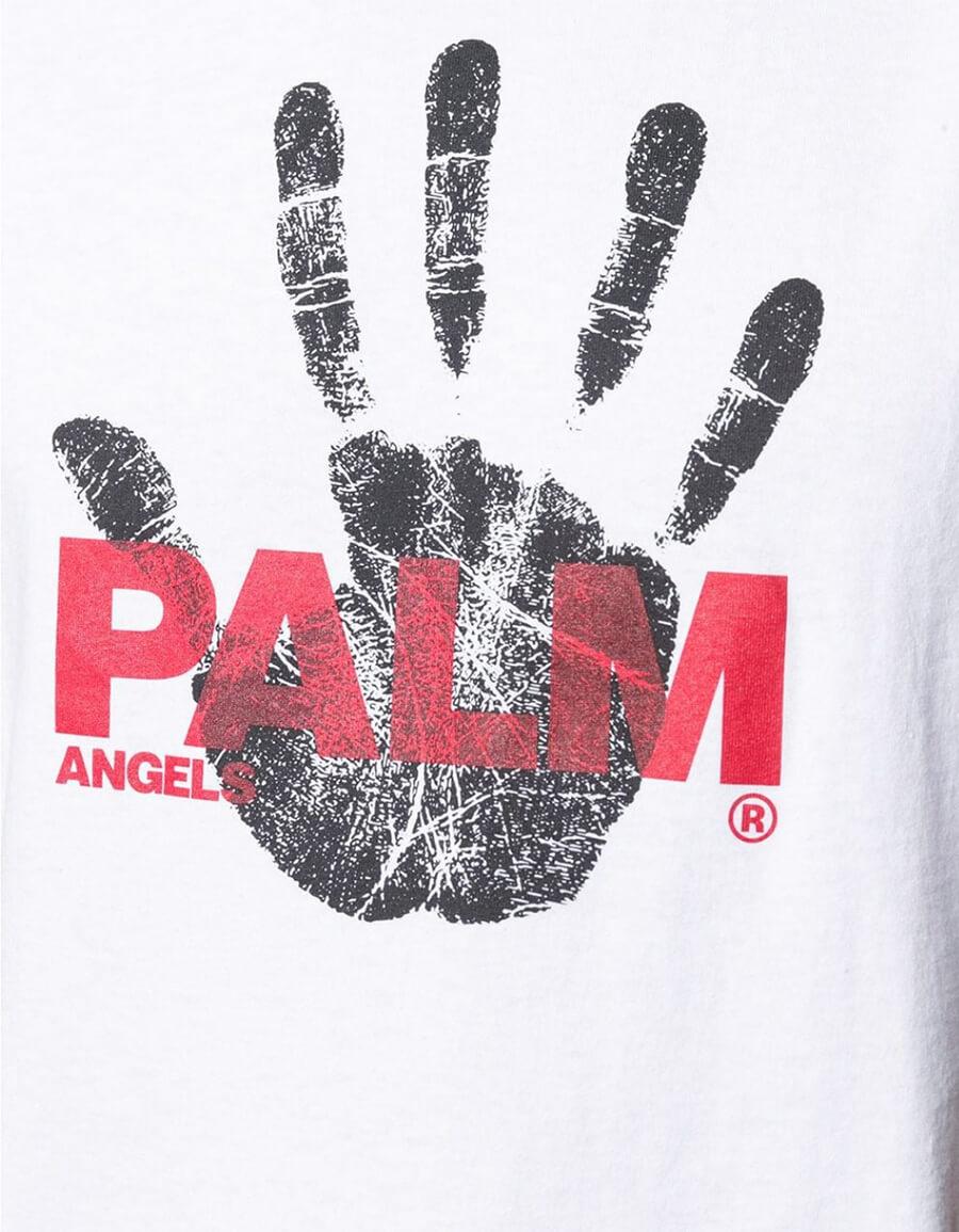 PALM ANGELS IMPRINT CLASSIC T SHIRT