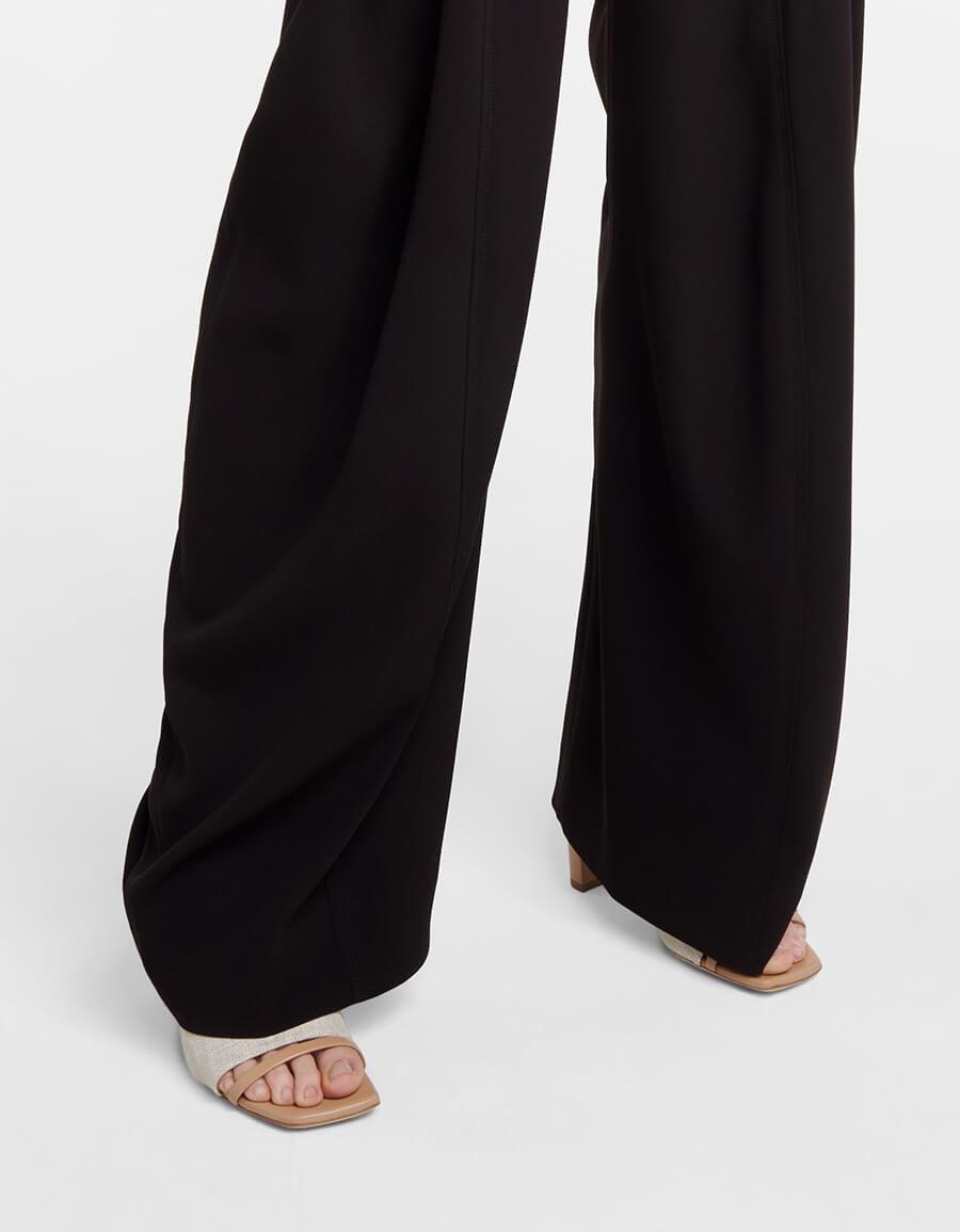 CHLOÉ High rise wide leg pants